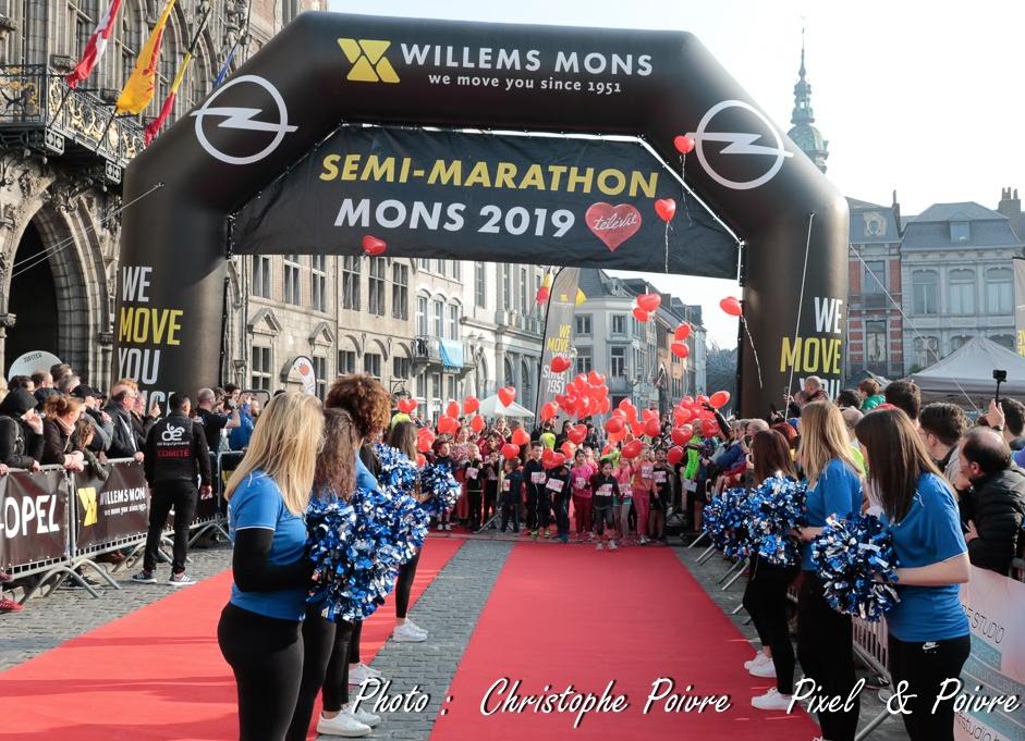 Course des Enfants & Groupe Gobert Running