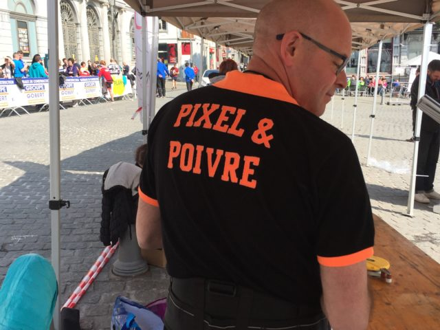 Pixel Poivre photographe officiel